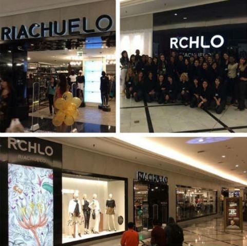 8411bc4f6a E a Riachuelo continua com seus planos de expansão. Depois de inaugurar sua  flagship store na Rua Oscar Freire e a loja da Avenida Paulista